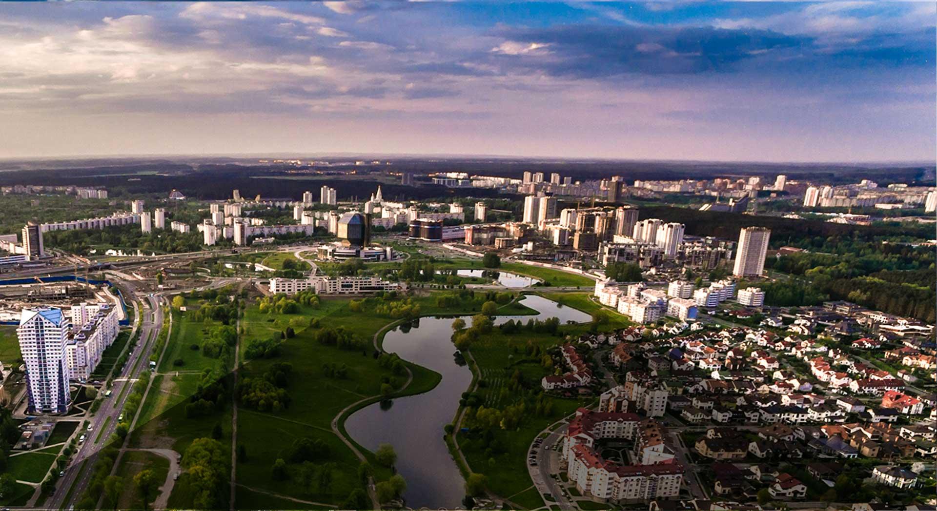Застройщик в Минске